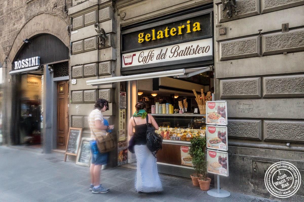 Caffè Del Battistero in Florence, Italy