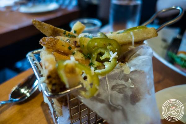 Fries at David Burke's Kitchen in New York, NY