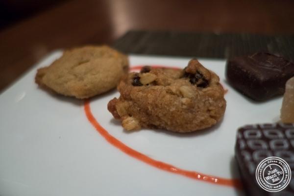 Cookies at Ça Va Todd English in New York, NY