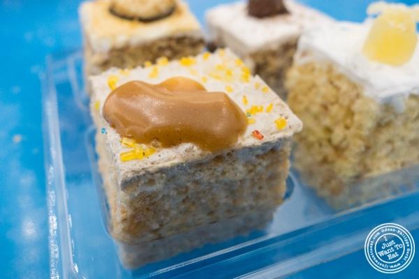 Caramel and sea salt treat atTreat House in New York, NY