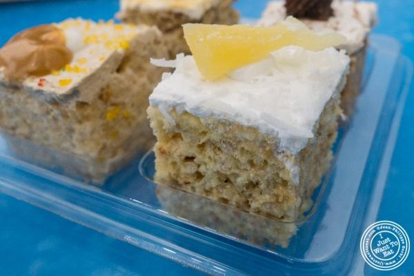 Pina Colada treat atTreat House in New York, NY