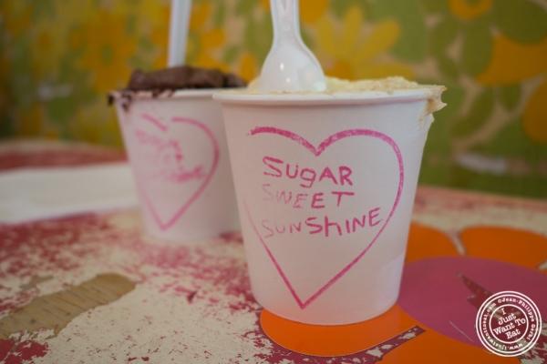 Banana pudding at Sugar Sweet Sunshine in New York, NY