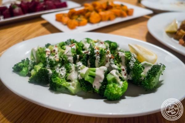 Broccoli atSpiegel in New York, NY