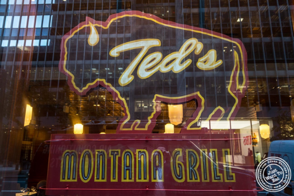 Ted's Montana Grill in New York, NY