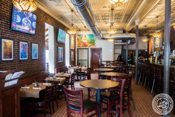 Maxwell's Tavern in Hoboken, NJ