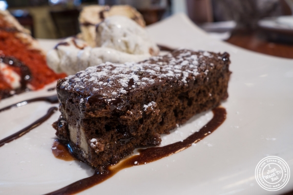Brownie atThe Cupping Room Cafe in New York, NY