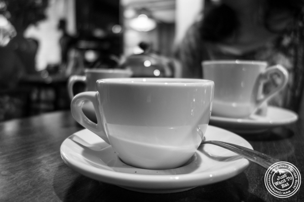 Espresso atThe Cupping Room Cafe in New York, NY
