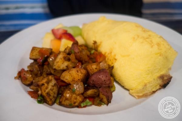 Omelet atThalia in New York, NY