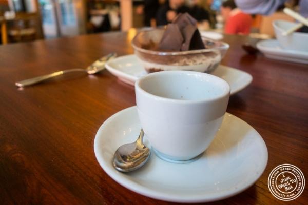 Espresso atTorino, Italian Restaurant in New York, NY