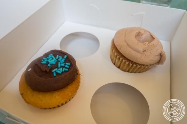 Cupcakes atBilly's Bakery in Tribeca, New York, NY