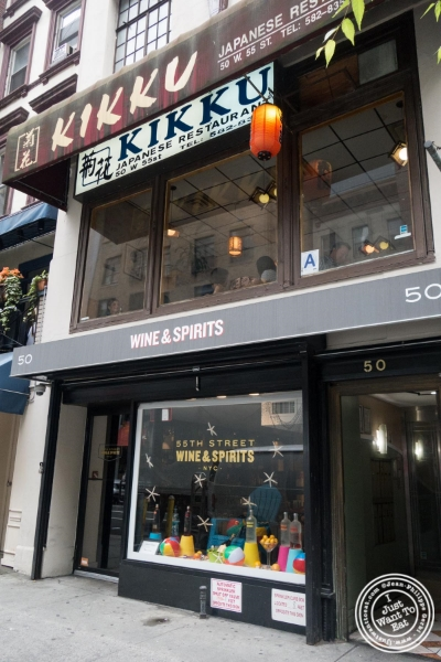 Kikku Japanese Restaurant in New York, NY