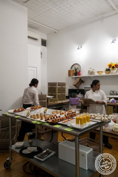 Kitchen at Tarallucci e Vino in New York, NY