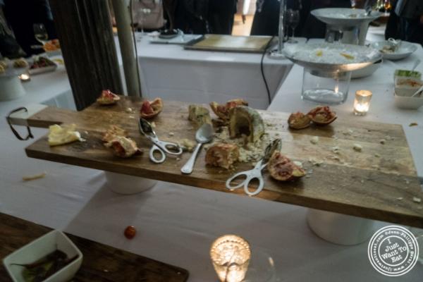 Cheese board at Tarallucci e Vino in New York, NY