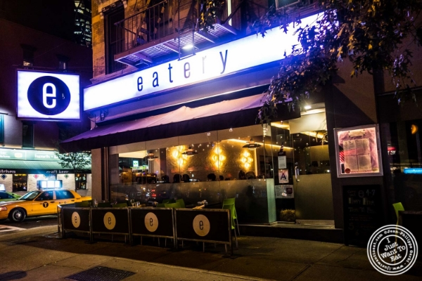 Eatery, Theater District, NYC, New York