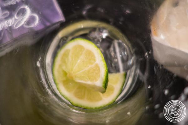 Preparing Margaritas with Casa Noble Tequila