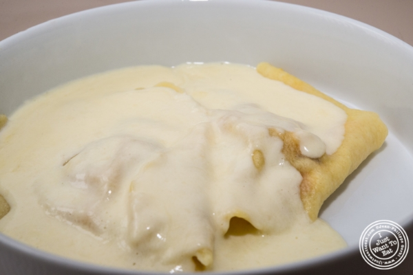 Butternut Squash Ravioli With Taleggio Cream