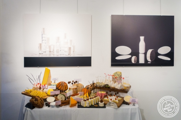 Milk Exhibit from Photographer Colombe Clier at The French Cheese Board