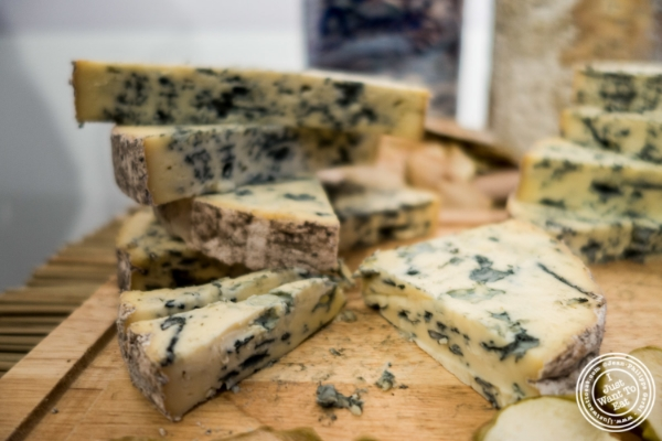 Fourme d'Ambert  at The French Cheese Board