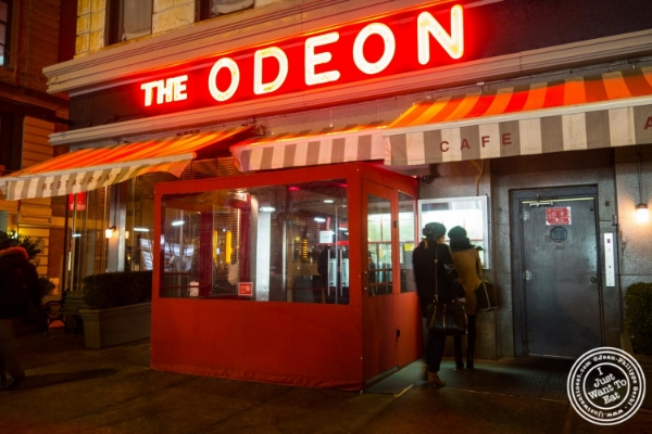The Odeon in TriBeCa, New York, NY