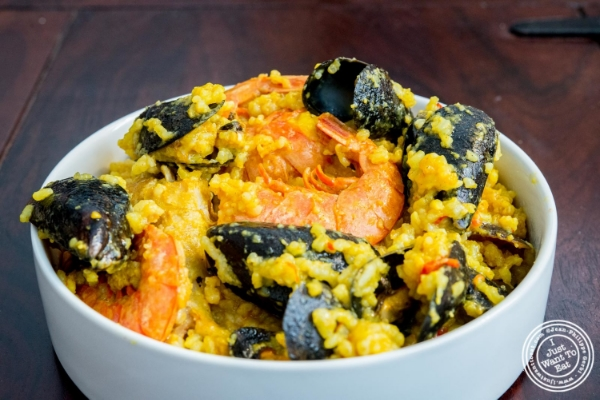 Recipe: Paella