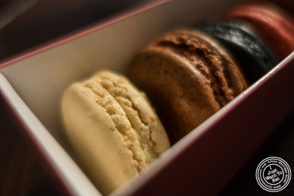 Coconut atWoops Macarons and Cookies in NYC, New York
