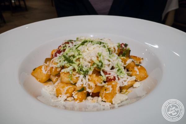 Gnocchi a la Siciliana atIl Corso, Italian Restaurant in New York, NY