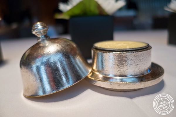 butter at Le Bernardin in New York, NY