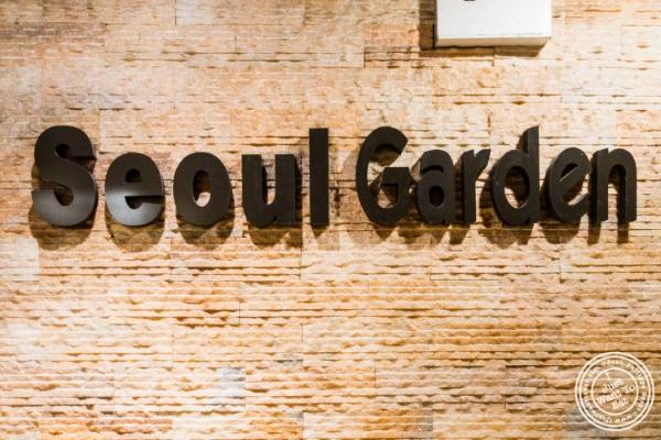 Seoul Garden in New York, NY
