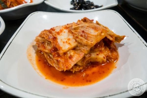 Kimchi atSeoul Garden in New York, NY