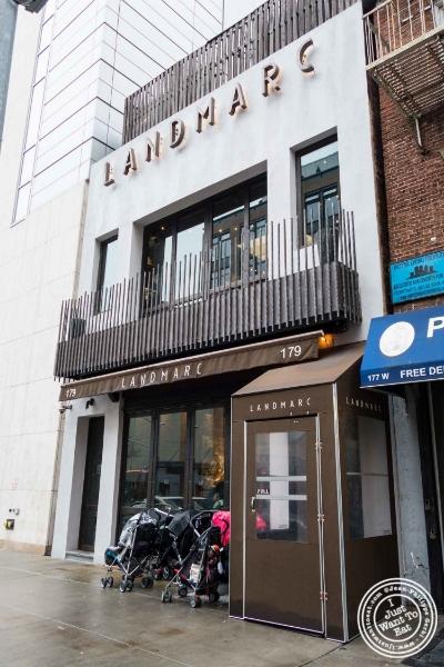 Landmarc in Tribeca, New York, NY