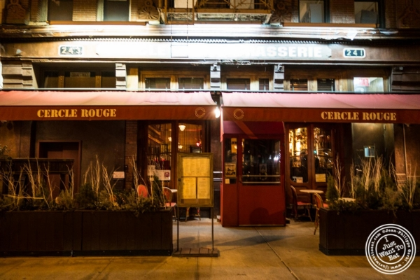 Cercle Rouge, French Bistro in Tribeca, New York, NY