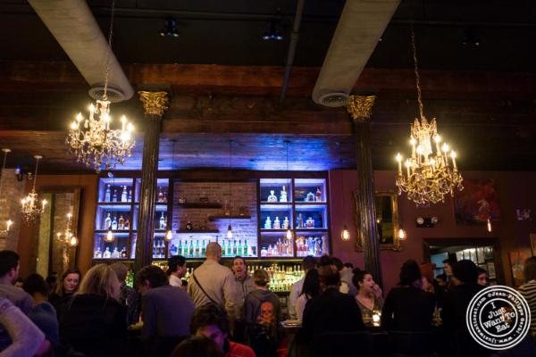Dining room atAñejo in Tribeca, NYC, New York
