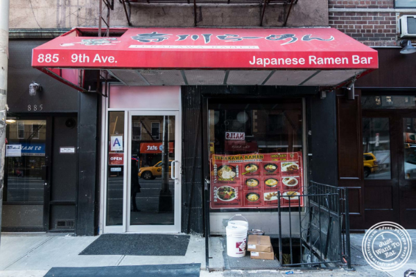 Terakawa Ramen in NYC, New York