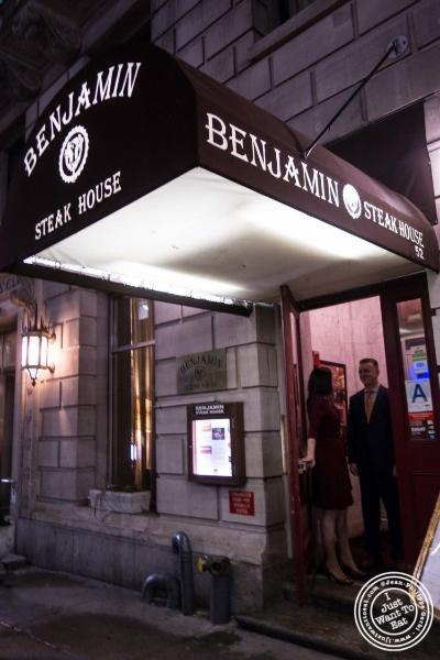 Benjamin Steakhouse in New York, NY