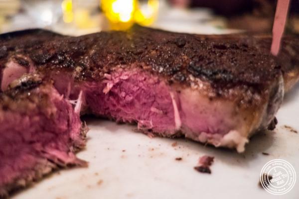 Ribeye atBenjamin Steakhouse in New York, NY