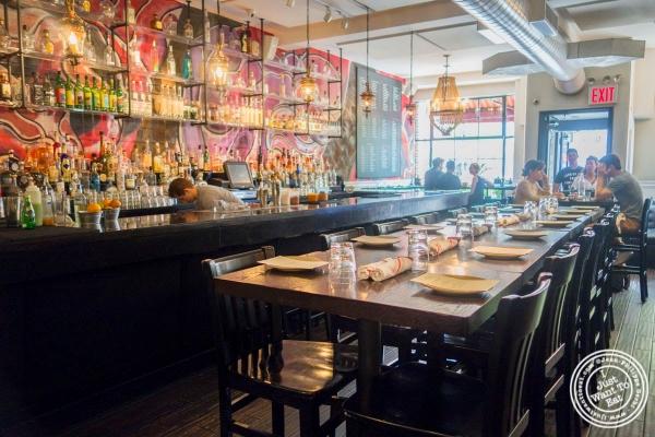 dining room at Empellon Taqueria in New York, NY