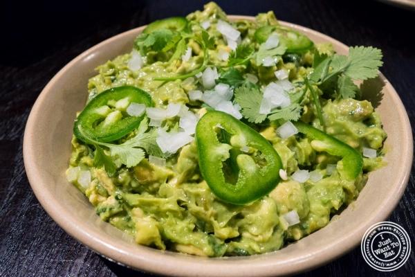 guacamole at Empellon Taqueria in New York, NY