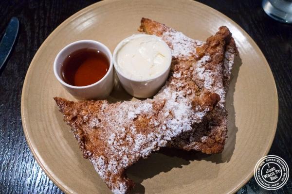 Churro French toast at Empellon Taqueria in New York, NY