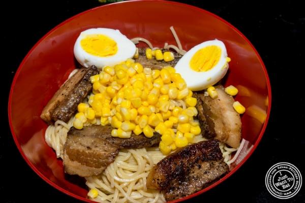 Recipe: Ramen with pork and chicken broth