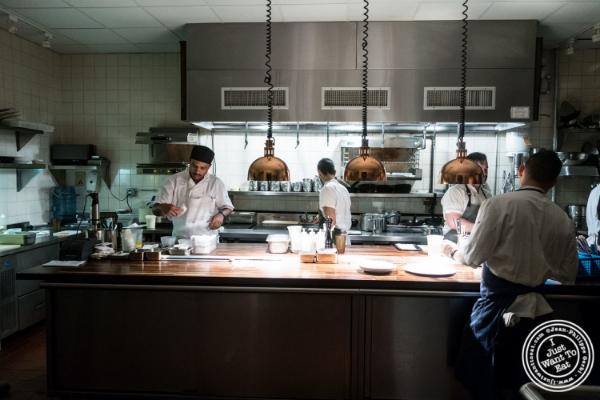 Kitchen at Blenheim in NYC, Ne  w York