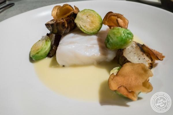 Roasted cod    at Blenheim in NYC, Ne  w York
