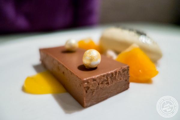 Chocolate crémeux  at Blenheim in NYC, Ne  w York
