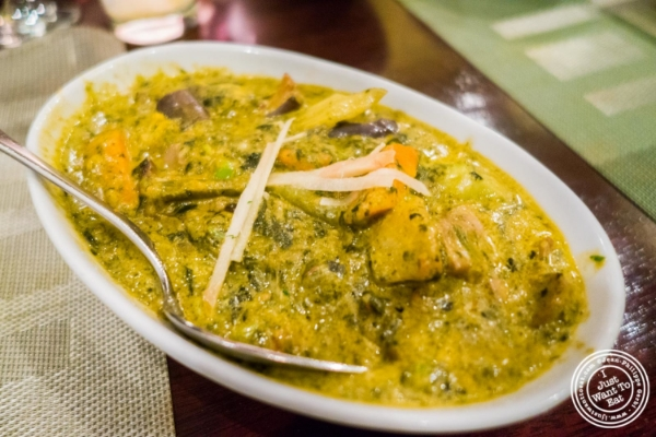 Diwan-e-handi atMint, Indian restaurant in Midtown East, NYC, New York