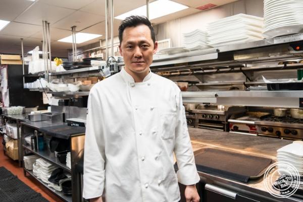Chef Ko atFushimi in Williamsburg, Brooklyn, NY
