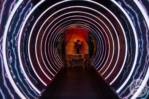 The tunnel atFushimi in Williamsburg, Brooklyn, NY