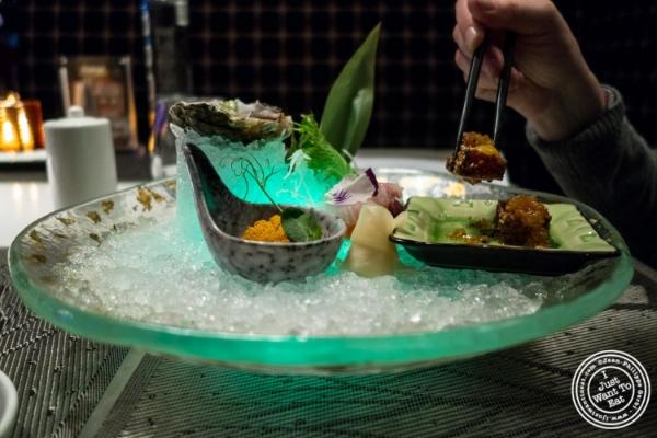Sashimi    at Fushimi in Williamsburg, Brooklyn, NY