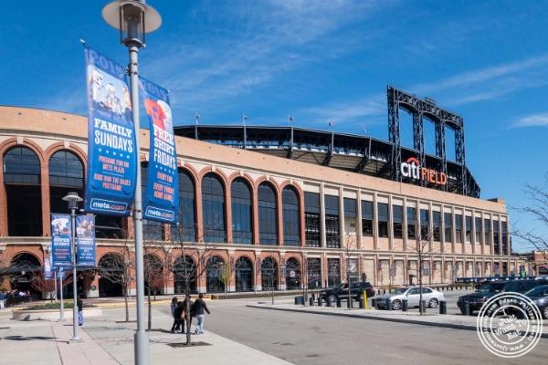 Citi Field in Queens, NY