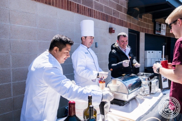 Angus Club Steakhouse at  Bacon and Beer Classic 2015 At Citi Field