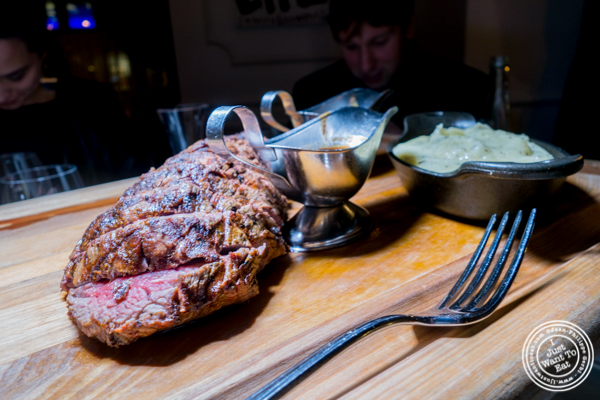 Chateaubriand atBagatellein the Meatpacking District, NYC, New York