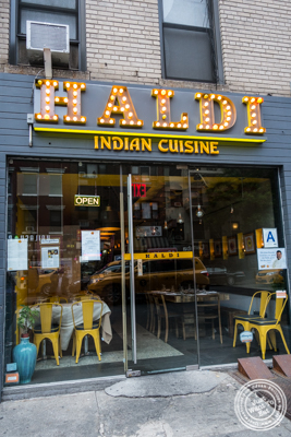 Haldi, Indian restaurant in Curry Hill, NYC, New York